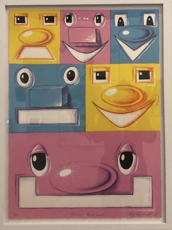 Vertical Blockheads, 2016
