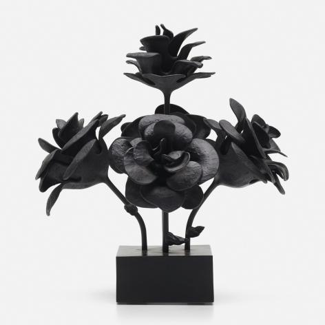 60th Street Rose Maquette (black), 2012