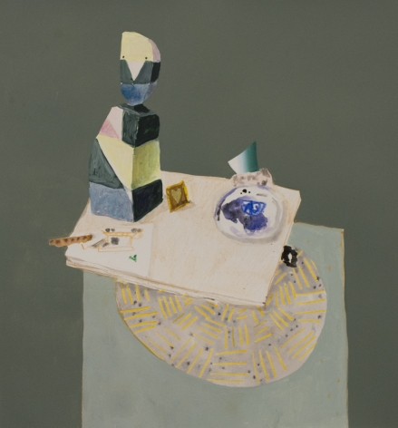 Wastrom - Still Life with Stone Tool