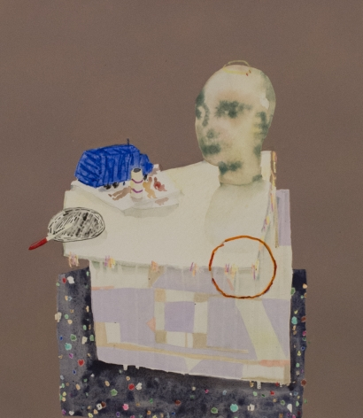 Wastrom - Still life with truck and head