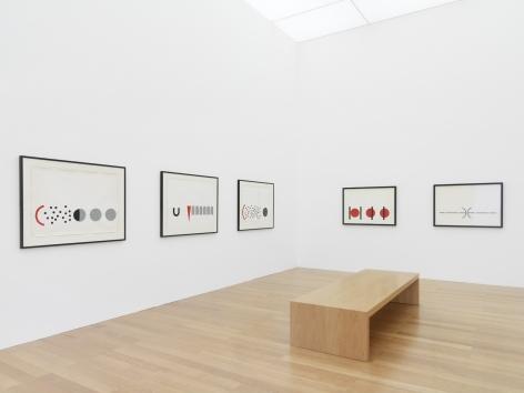 Kuehn - Between Sex and Geometry Installation