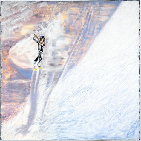 Swansea - he wrote the lyrics while skiing