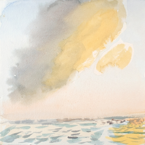 Marks - Yellow Cloud