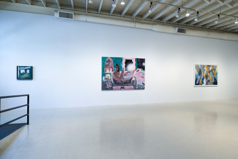 June 2020 Group Exhibition | Russo Lee Gallery | Portland Oregon | Install view 1