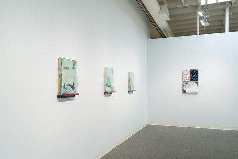 Geoffrey Pagen | Sum of the Parts | Installation View | September 2017