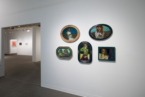 Gregory Grenon | Introduction to Character | Installation View 011