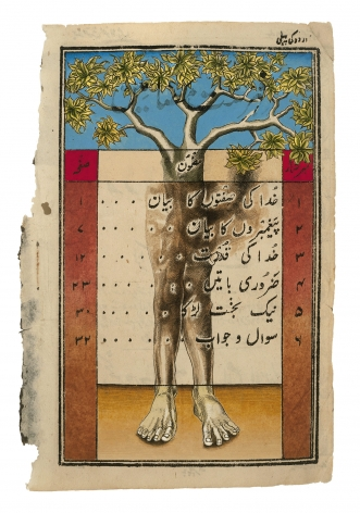 Stotik - Tree and Legs