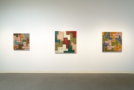 Rae Mahaffey | Formation | Installation View | April 2018 img_02