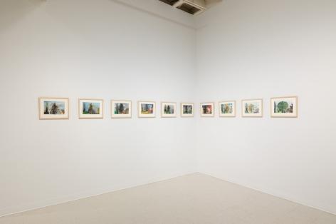 Fay Jones - New Work - Installation View 02