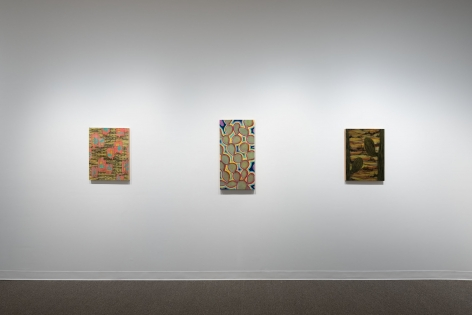 Rae Mahaffey - New Places - September 2–October 2, 2021 - Russo Lee Gallery - Installation view 011