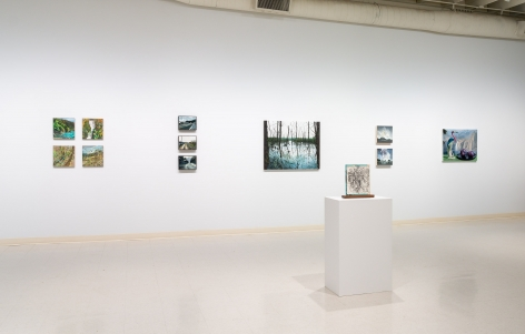 Holiday Group Exhibition | December 2019 | Russo Lee Gallery | Portland Oregon | Installation view 04