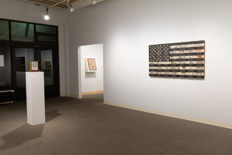 James Allen | Making New Memories | September 2019 | Russo Lee Gallery | Installation View 01