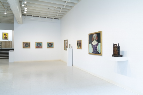 Gregory Grenon | Delicate Moments | Installation View | April 2018 img_05