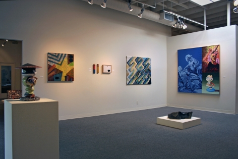 25th Anniversary Show at Laura Russo Gallery