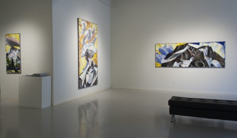 Lucinda Parker at Laura Russo Gallery November 2013
