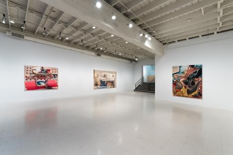 Elizabeth Malaksa   Sacrifice   Russo Lee Gallery   April 2021   Installation View 07