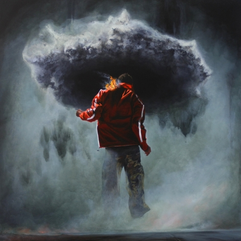 Michael Paul Miller: Painting Apocalypse