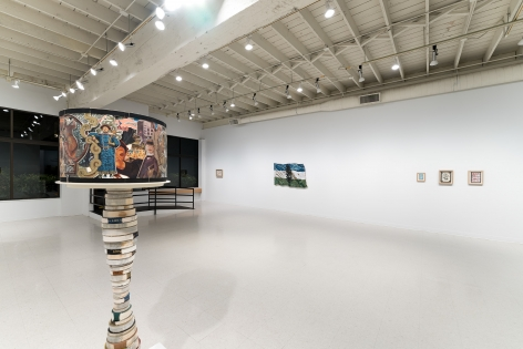 James Allen | You Are Living in a Poem | Russo Lee Gallery | July 1–31, 2021 | Installation view 06