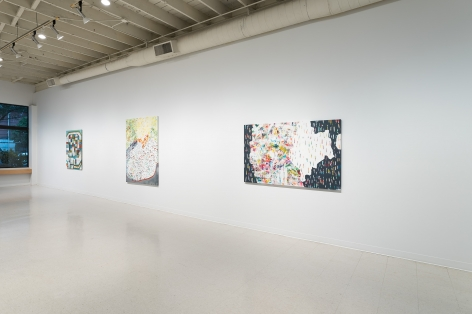 Whitney Nye | Range | Russo Lee Gallery | May 2021 | Installation View 06