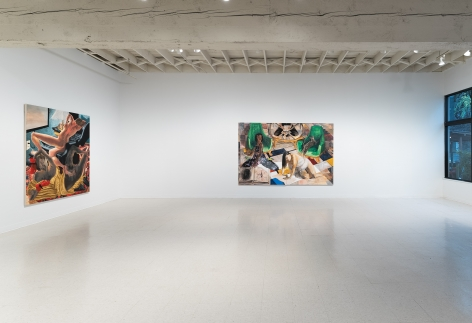 Elizabeth Malaksa   Sacrifice   Russo Lee Gallery   April 2021   Installation View 04