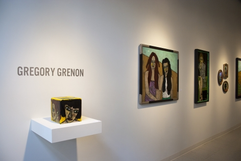 Gregory Grenon at Laura Russo Gallery March 2013