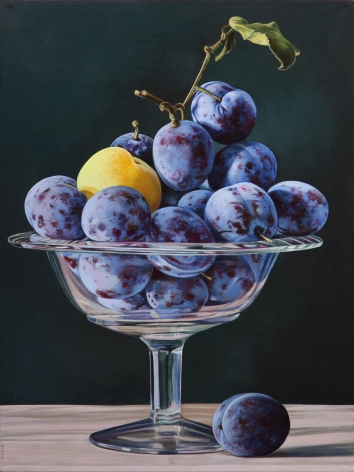 Wolf - Plums with compote