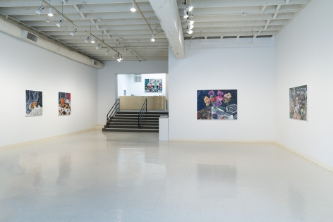 Sherrie Wolf | Juxtapositions | Installation View | img_02