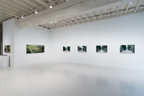 Tom Fawkes   Recent Work   March 4–27, 2021   Installation view 01