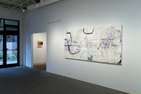Audrey Tulimiero Welch | Fuel | Russo Lee Gallery | Portland Oregon | Installation view 01