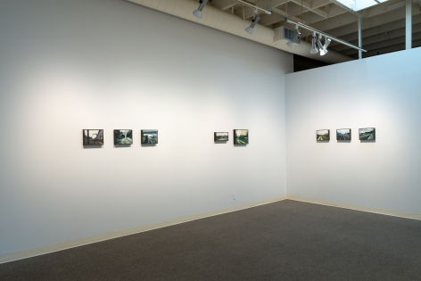 Roll Hardy - Marginal - July 2019 - Installation view 01