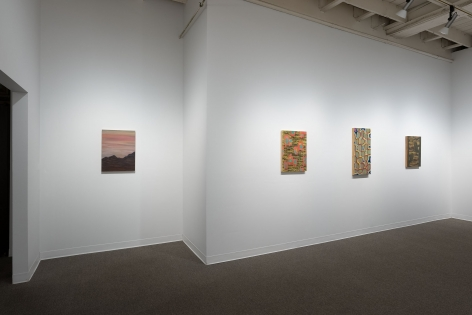 Rae Mahaffey - New Places - September 2–October 2, 2021 - Russo Lee Gallery - Installation view 010