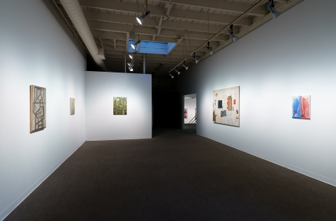 Whiting Tennis | Studio | Russo Lee Gallery | April 2021 | Installation View 01