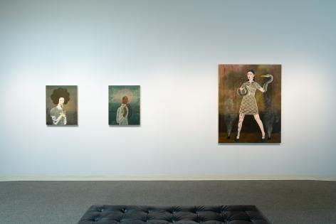 Anne Siems - Bite - August 2019 - Russo Lee Gallery - installation View 09