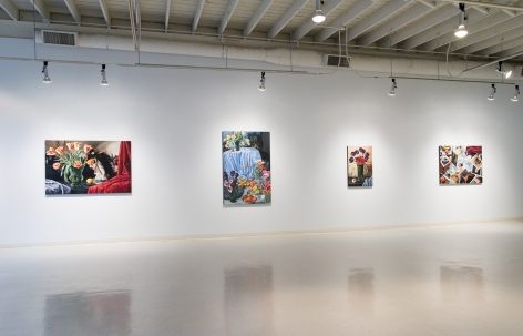Sherrie Wolf | Stage | Installation View May 2016