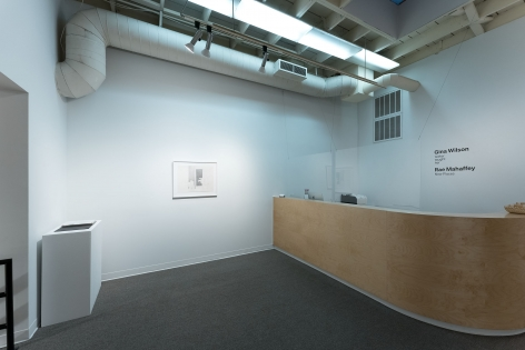 Gina Wilson - teeter taught her - September 2–October 2, 2021 - Russo Lee Gallery - Installation View 010