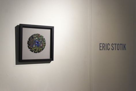 Eric Stotik at Laura Russo Gallery September 2013