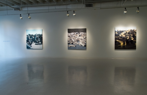 Michael Brophy at Laura Russo Gallery September 2014