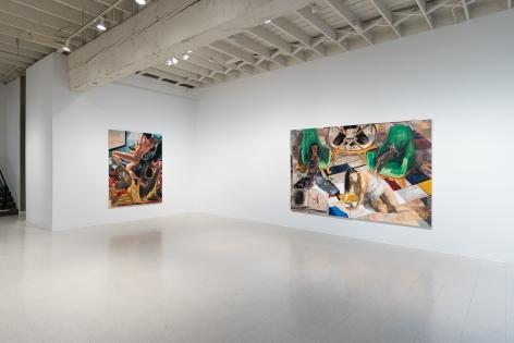Elizabeth Malaksa   Sacrifice   Russo Lee Gallery   April 2021   Installation View 03