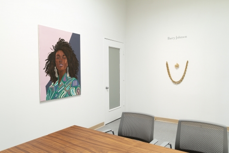 barry johnson - Latitude - Installation View - Russo Lee Gallery - The Office - May/June 2019 - view 03