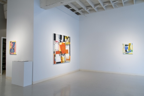 G. Lewis Clevenger installation view January 2016