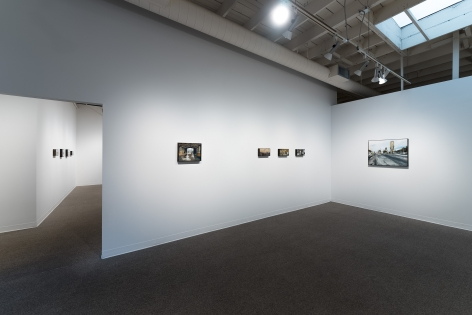 Roll Hardy   New Paintings   March 4–27, 2021   Install view 01