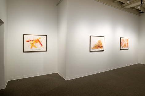 Margot Voorhies Thompson | Desert Light | Russo Lee Gallery | Portland Oregon | March 2020 | Install View 06