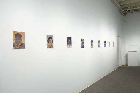 Eric Stotik | SomeWhen | November 2018 | Installation View 01