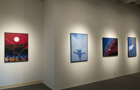 New Views group show at Laura Russo Gallery June 2013
