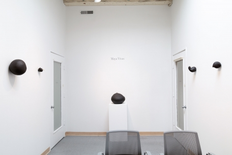 """Maya Vivas - selections from """"i have no choice but to suck the juice out, and who am i to blame"""" - July/August 2019 - Russo Lee Gallery - Installation view 04"""