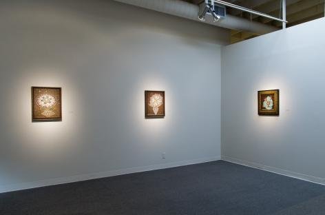 René Rickabaugh at Laura Russo Gallery September 2014