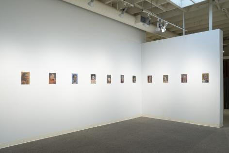 Eric Stotik | SomeWhen | November 2018 | Installation View 02
