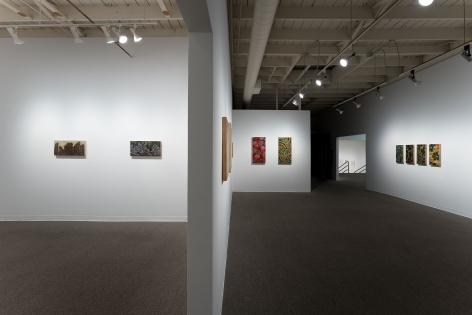 Rae Mahaffey - New Places - September 2–October 2, 2021 - Russo Lee Gallery - Installation view 08