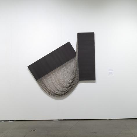 Ko Kirk Yamahira at the Seattle Art Fair
