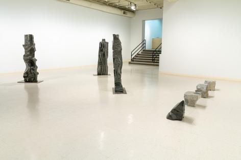 Michihiro Kosuge - Recent Sculpture - August 2019 - Russo Lee Gallery - Installation View 08